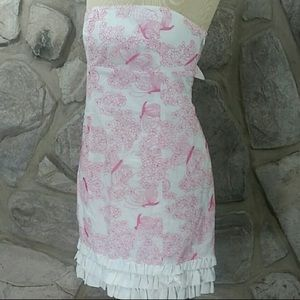 Lily Pulitzer dream weaver dress